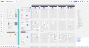 Example PI Planning Miro Board